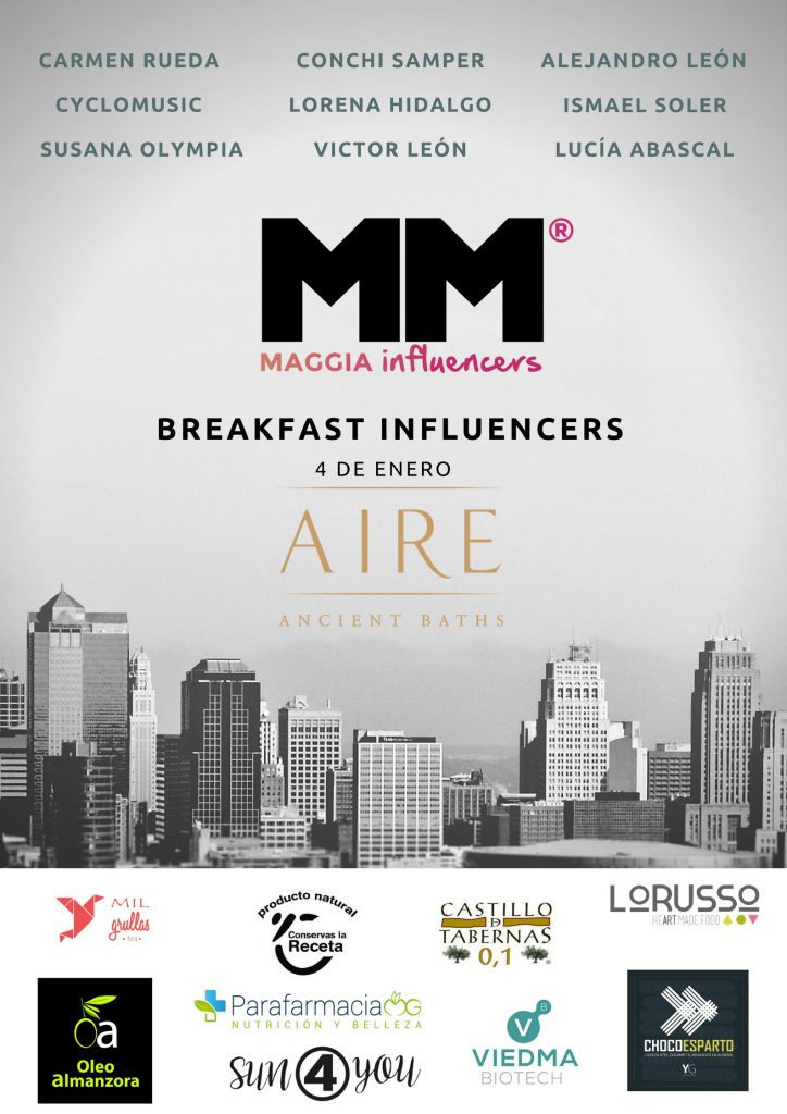Breakfast Influencers