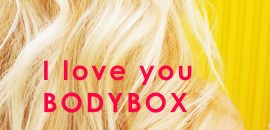 "I LOVE YOU ""BODYBOX"""