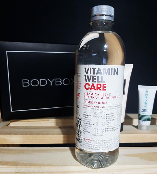 vitamin well care, vitaminas, piel, rostro, cabello, bodybox,