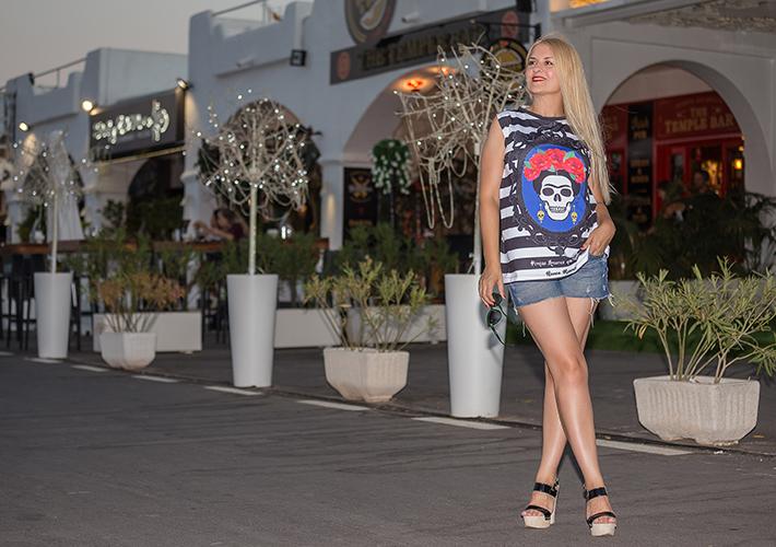 La Pantera Lola, Boutique Nieves Perez
